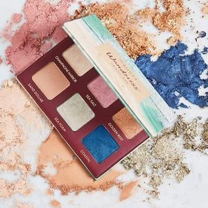 New wander beauty wanderess palette